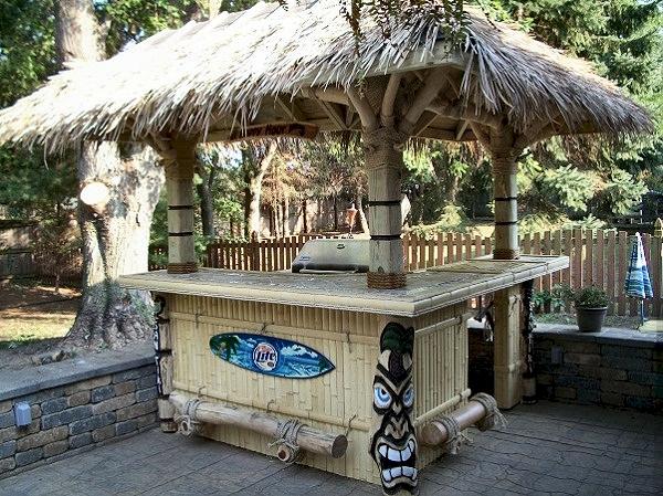 Tiki Bars Amp Cabanas Greco Construction Inc 631 484 3666